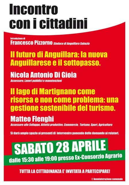 Assemblea Pubblica, sabato 28 aprile 2012 ore 15.30