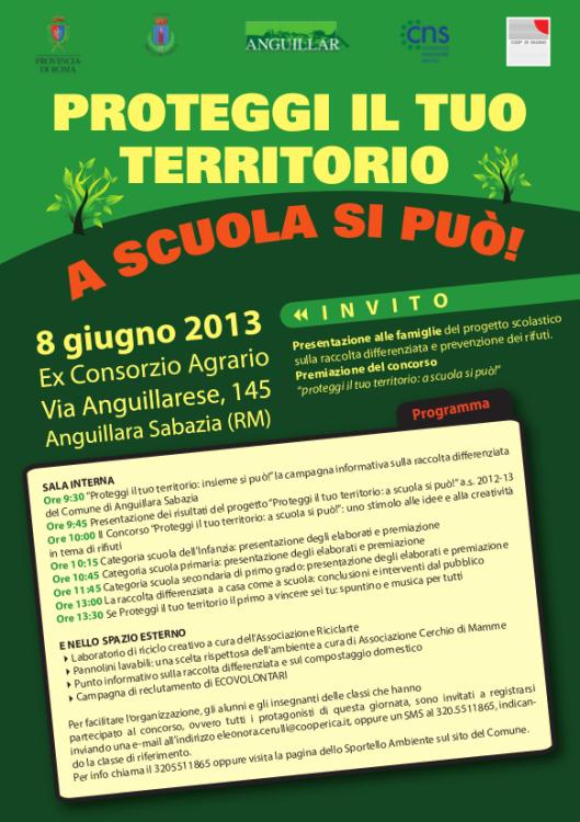 Locandina e programma dell'evento