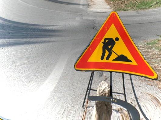 Al via la riparazione delle strade