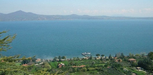 La motonave Sabazia e il Consorzio del Lago di Bracciano